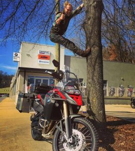 BMW, KTM and other brand Motorcycle shop in Asheville