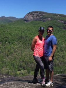 Couple Hike and Craft Beer Tour