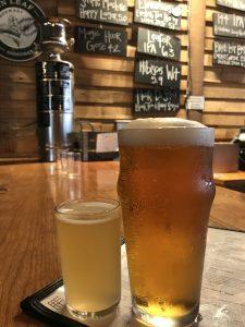 Craft Beer Twin Leaf, Asheville
